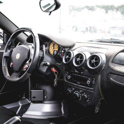 Ferrari F430 Cockpit
