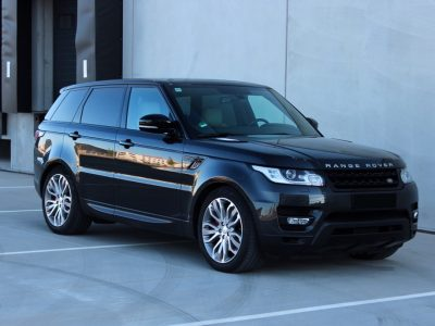 rent a range rover sport