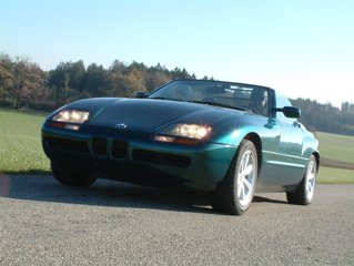rent a bmw z1 roadster munich