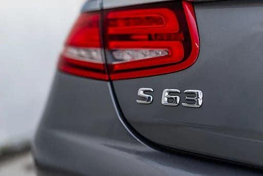 mercedes s63 amg logo