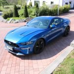 ford mustang giessen front