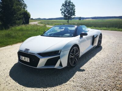 rent and audi r8 in ulm