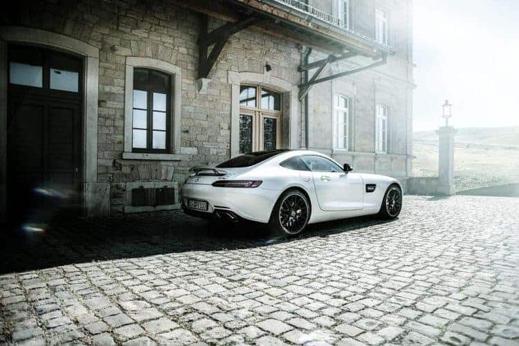 rent a mercedes amg gt-s in karlsruhe