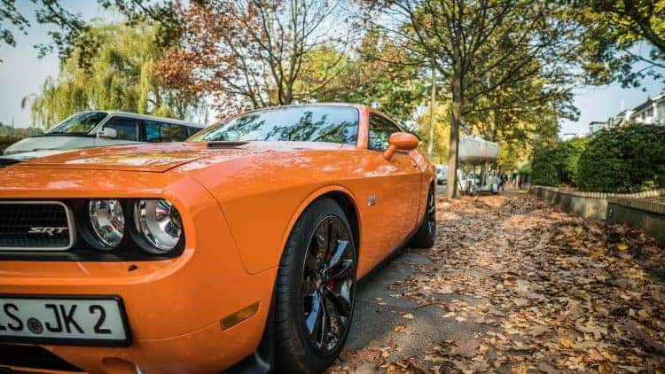 rent a dodge challenger