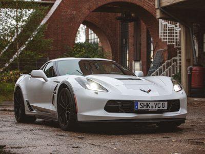 rent a corvette c7 grand sport