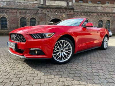 rent a ford mustang convertible cologne
