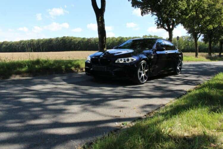 rent a bmw m5 in dortmund