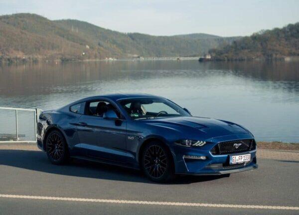 Ford Mustang Gutschein Tagesmiete