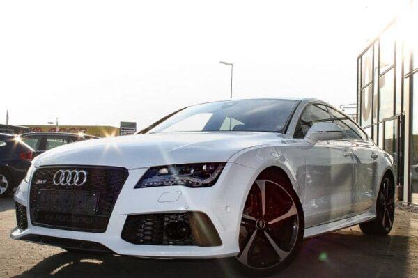 Audi RS6 / RS7 Gutschein Wochenendmiete