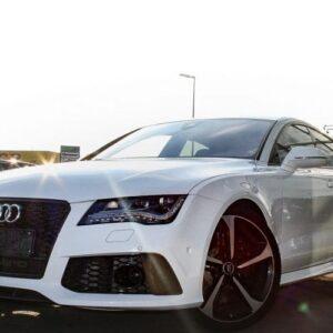 Audi RS6 / RS7 Gutschein Tagesmiete