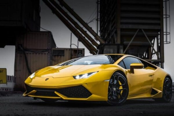 Lamborghini Huracan Gutschein Wochenendmiete