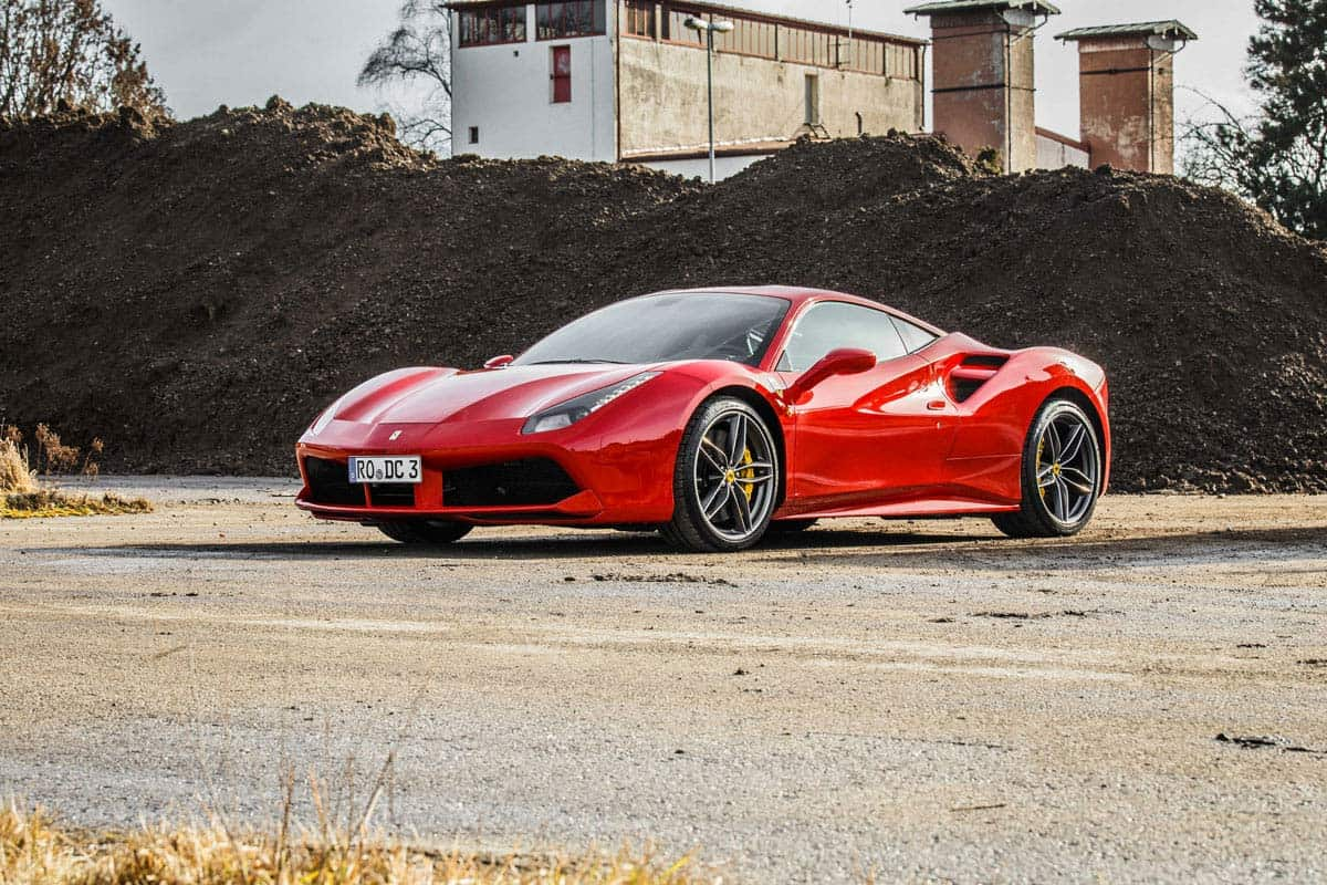 rent a ferrari 488 gtb in munich