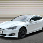 Rent a Tesla Model S Long Range in Sachsen