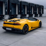 Lamborghini Huracan Spyder in Heilbronn 06