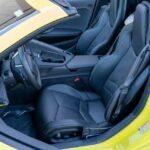 yellowhummer corvette c8 yellow 4