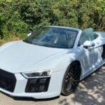 Audi R8 V10 Spyder in Dortmund