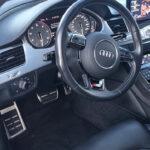 Audi S8 in Frankfurt 1