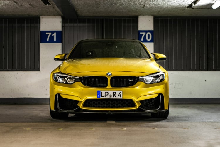 MW M4 COMPETITION 4