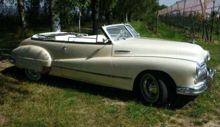 rent an buick super 8 in frankfurt