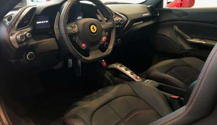 Ferrari 488 GTB 4