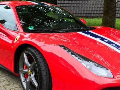 Ferrari 488 GTB 1