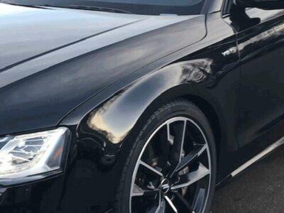 Audi S8 in Frankfurt 2