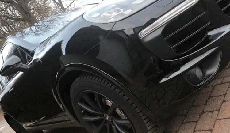 Porsche Cayenne S 1