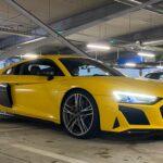 Audi R8 V10 Performance in Dortmund