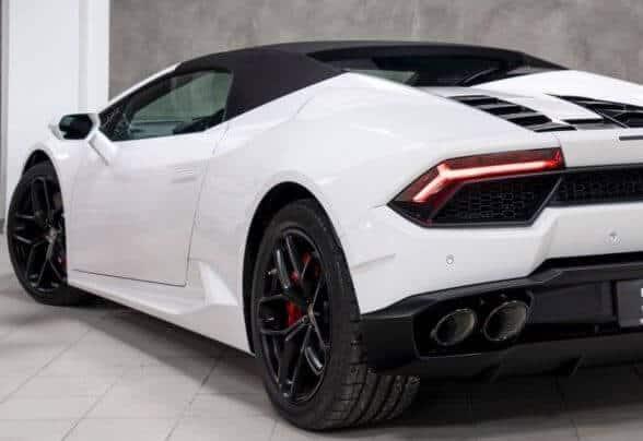 Lamborghini Huracan Spyder mieten 2