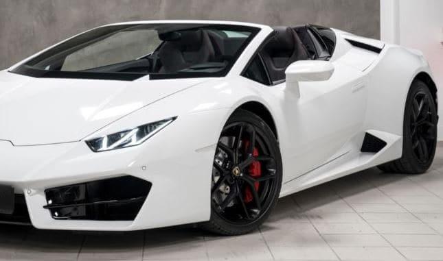 Lamborghini Huracan Spyder mieten 4