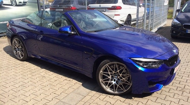 rent an bmw m4 competition in frankfurt 2