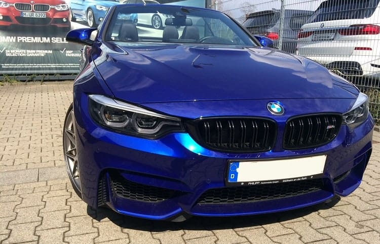 rent an bmw m4 competition in frankfurt 4
