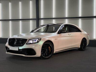 Mercedes-Benz S63 L AMG