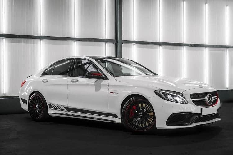 Mercedes C63S Edition 1
