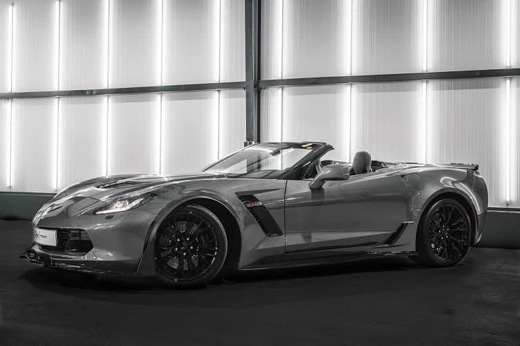 Corvette Z06 Competition 1