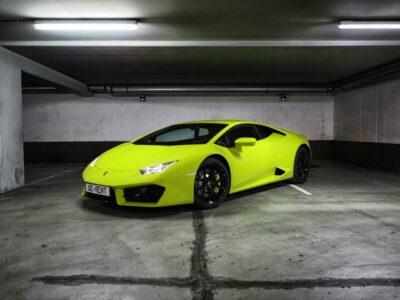 Rent a Lamborghini Huracan LP-610 in Frankfurt 2