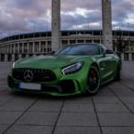 Rent an Mercedes AMG GT R