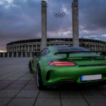 Rent an Mercedes AMG GT R 2