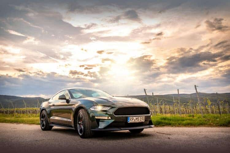rent a ford mustang gt in heidelberg