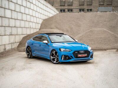 Rent an Audi RS5 Sportback in Bielefeld