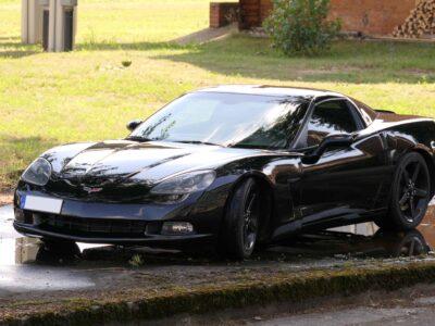 Rent a Corvette C6 Z51 in Berlin