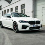 Rent a BMW M5 Competition in Paderborn