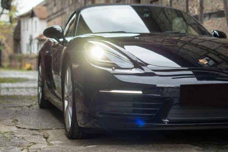 Rent a Porsche Boxter 718 Cabrio in Kassel