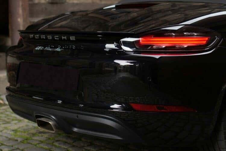 Porsche Boxter 718 Cabrio