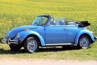 Rent a VW Käfer in Flensburg