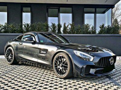 Rent a Mercedes AMG GTS in Dortmund
