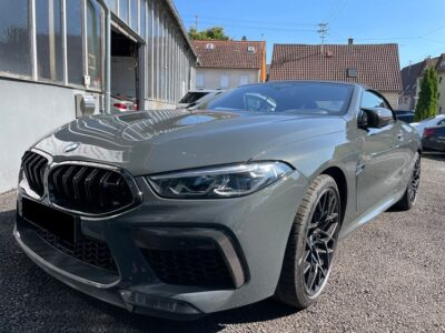 Rent a BMW M8 Competition in Stuttgart