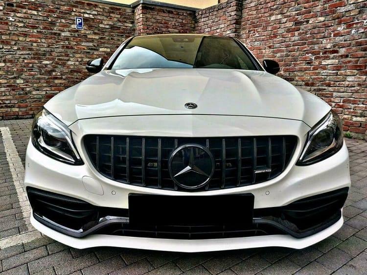 Mercedes-Benz C63S AMG