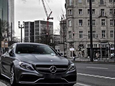 Rent a Mercedes C63s AMG in Frankfurt