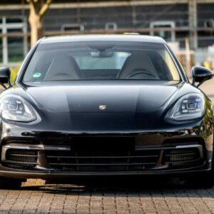 Porsche Panamera voucher one day rental